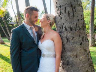 The wedding of Matt and Lyndal 1