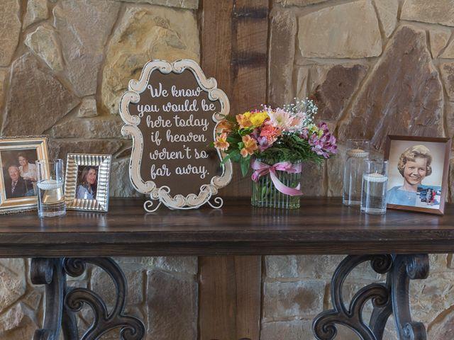 Joseph and Heather's Wedding in Aubrey, Texas 6