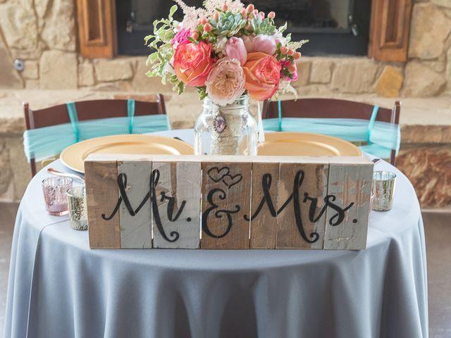 Joseph and Heather's Wedding in Aubrey, Texas 8