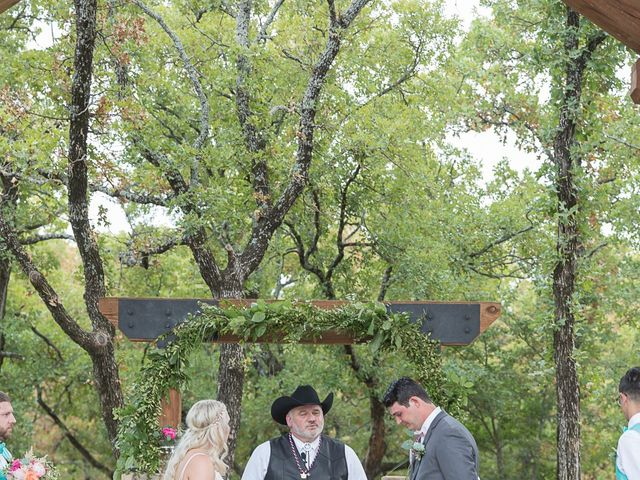 Joseph and Heather's Wedding in Aubrey, Texas 10