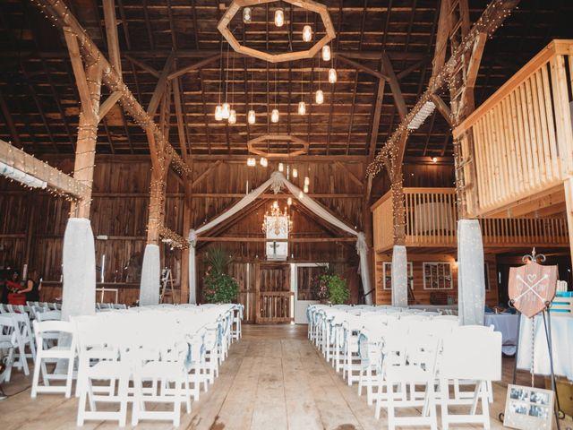 C.J. and Libby's Wedding in Winnebago, Illinois 2