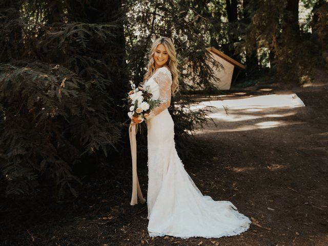 Brandon and Stephanie's Wedding in Big Sur, California 3