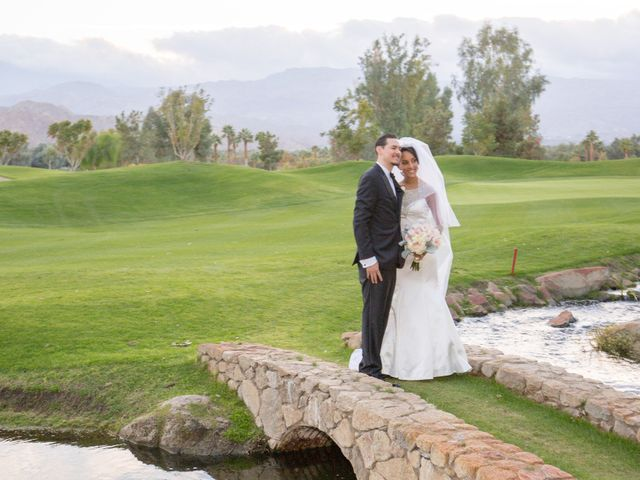 Timothy and Victoria's Wedding in Indian Wells, California 1