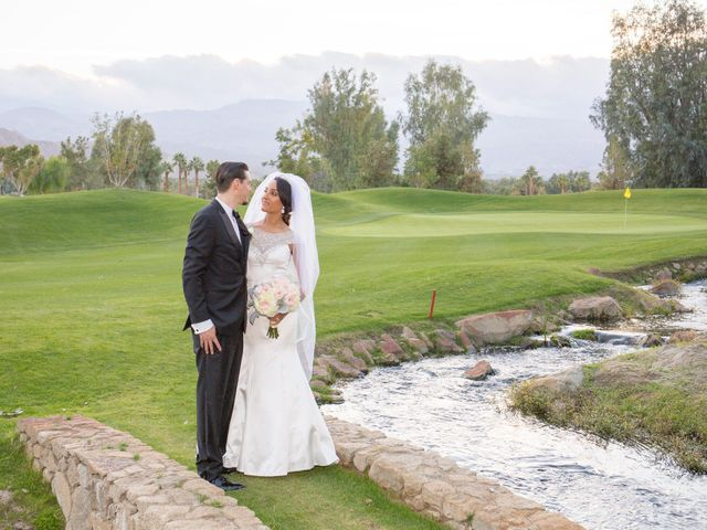 Timothy and Victoria's Wedding in Indian Wells, California 2