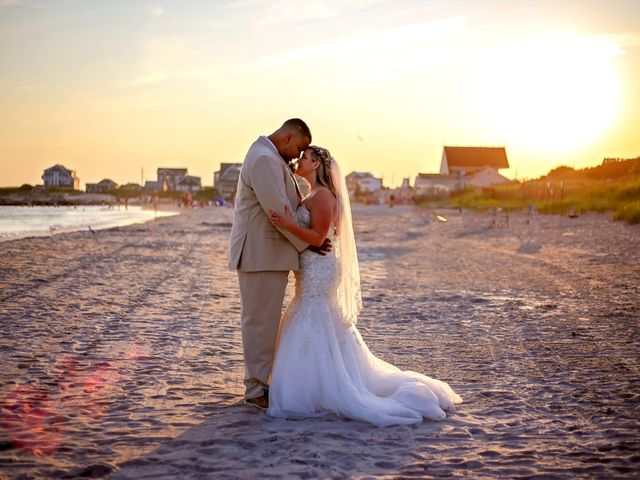 The wedding of Colleen and Ceaser
