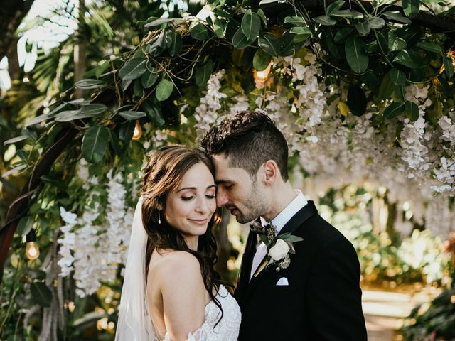 Landon and Lexa's Wedding in Davie, Florida 6