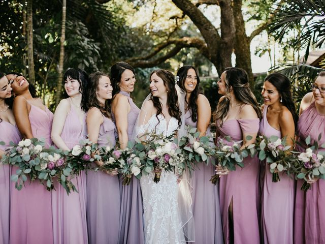 Landon and Lexa's Wedding in Davie, Florida 1