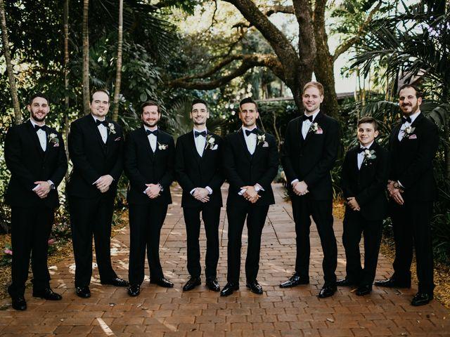 Landon and Lexa's Wedding in Davie, Florida 8