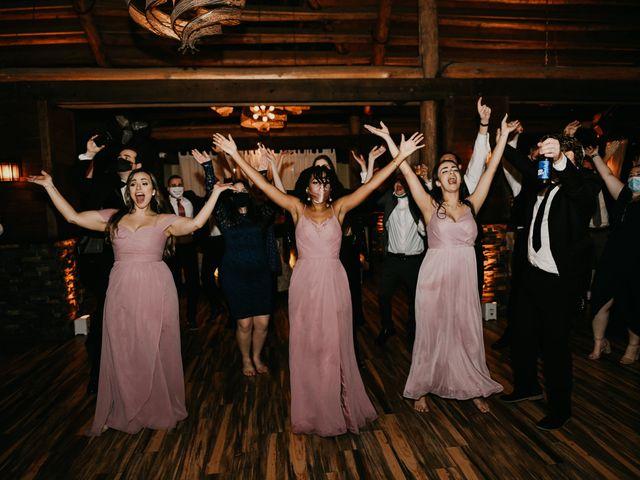 Landon and Lexa's Wedding in Davie, Florida 9