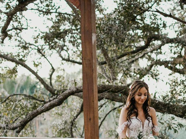 Landon and Lexa's Wedding in Davie, Florida 11