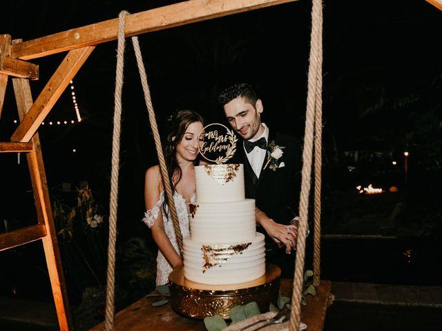 Landon and Lexa's Wedding in Davie, Florida 12