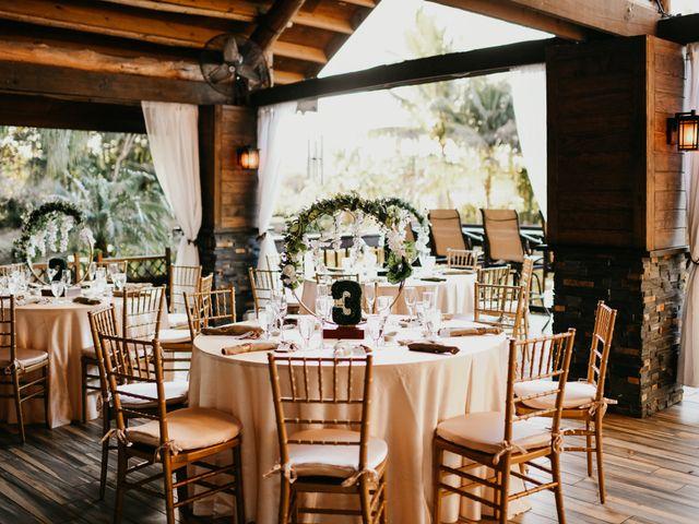 Landon and Lexa's Wedding in Davie, Florida 16