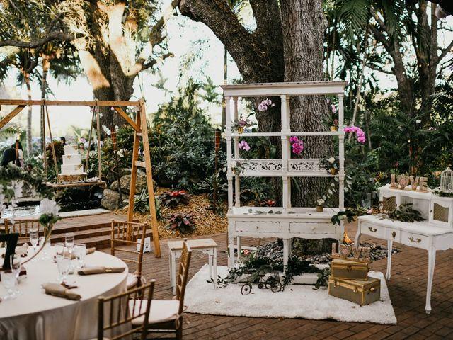 Landon and Lexa's Wedding in Davie, Florida 17
