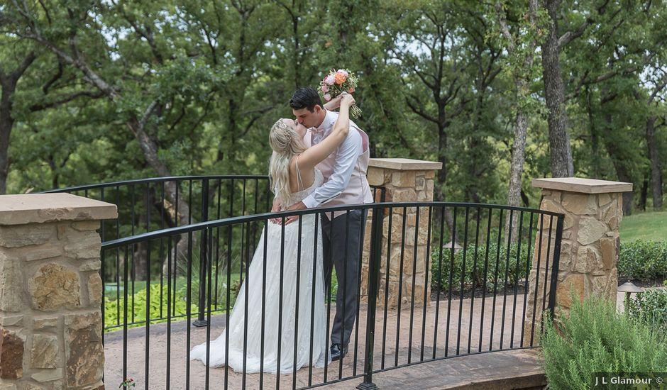 Joseph and Heather's Wedding in Aubrey, Texas