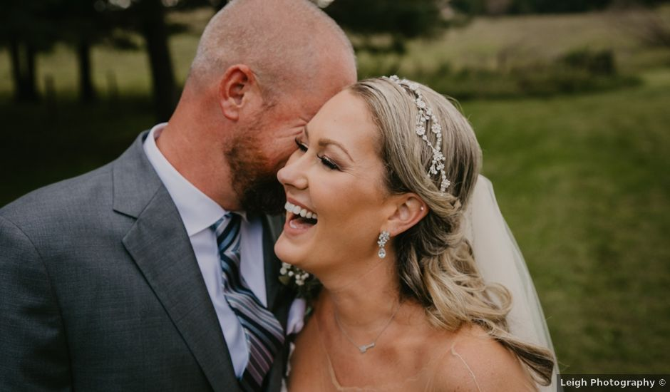 C.J. and Libby's Wedding in Winnebago, Illinois