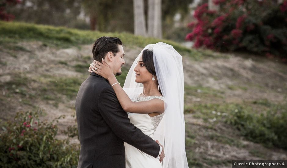 Timothy and Victoria's Wedding in Indian Wells, California