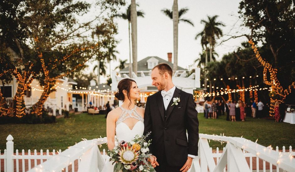 Charles and Danielle's Wedding in Fort Myers, Florida