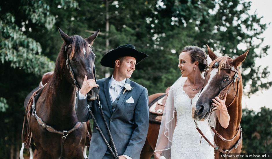 Bruce and Gina's Wedding in Sainte Genevieve, Missouri