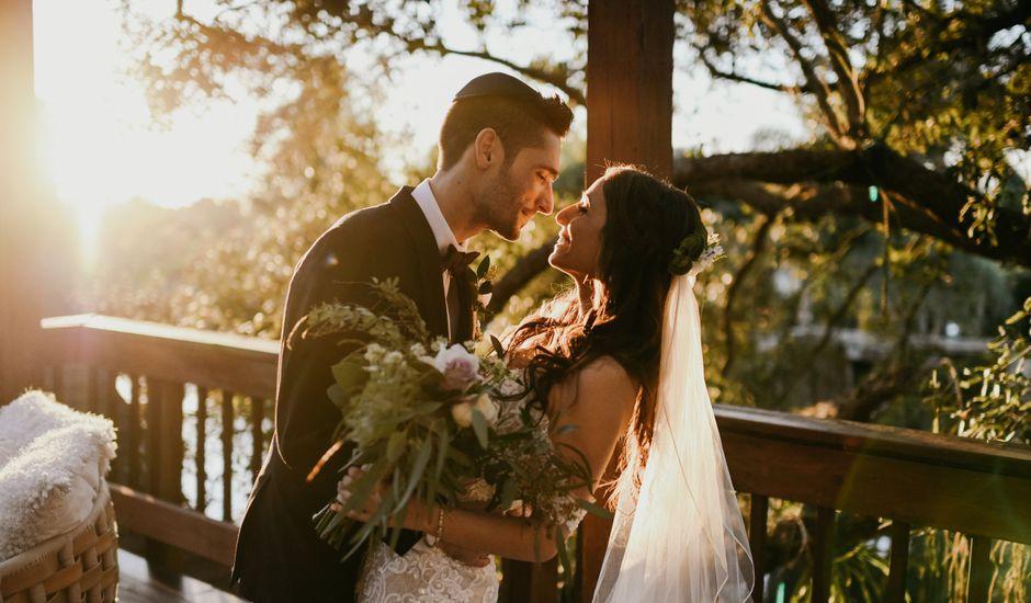 Landon and Lexa's Wedding in Davie, Florida