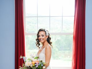 The wedding of Lauren and Frank 3