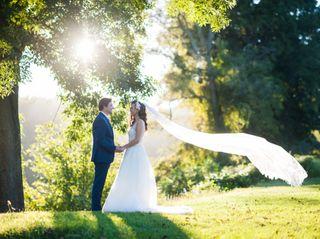 The wedding of Lauren and Frank