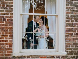 The wedding of Olivia and Andrew 1