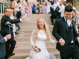 The wedding of Evan and Lauren 1