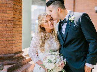 The wedding of Evan and Lauren