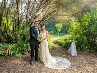 The wedding of Jessica and Matthew 1
