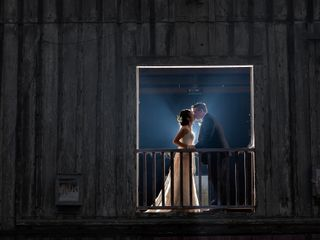 The wedding of Jessica and Matthew