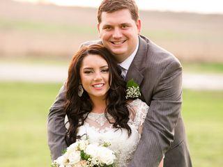 The wedding of Brady and Lexy 1