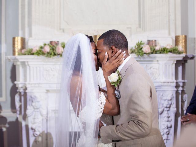 Eric and Alisa's Wedding in Philadelphia, Pennsylvania 8