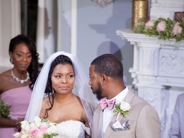Eric and Alisa's Wedding in Philadelphia, Pennsylvania 11