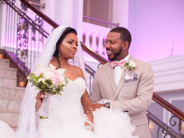 Eric and Alisa's Wedding in Philadelphia, Pennsylvania 16
