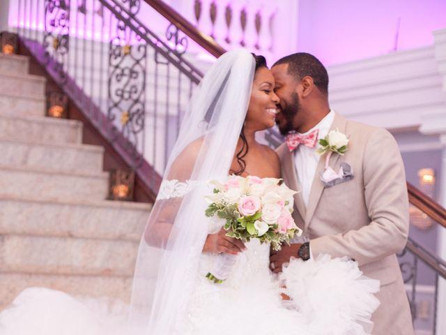Eric and Alisa's Wedding in Philadelphia, Pennsylvania 17