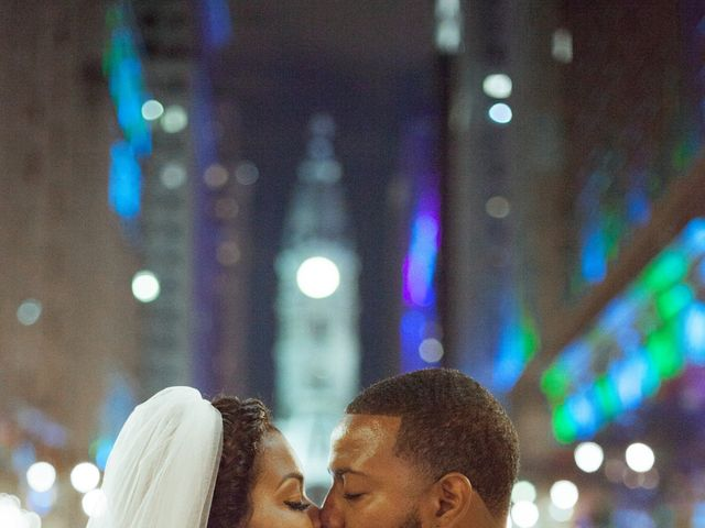 Eric and Alisa's Wedding in Philadelphia, Pennsylvania 20