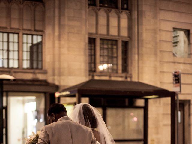Eric and Alisa's Wedding in Philadelphia, Pennsylvania 23