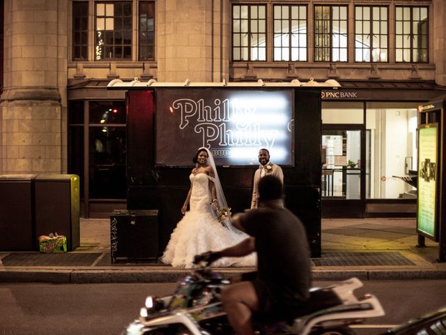 Eric and Alisa's Wedding in Philadelphia, Pennsylvania 25