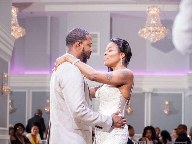 Eric and Alisa's Wedding in Philadelphia, Pennsylvania 32