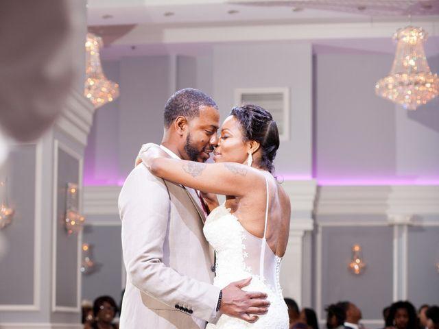 Eric and Alisa's Wedding in Philadelphia, Pennsylvania 33