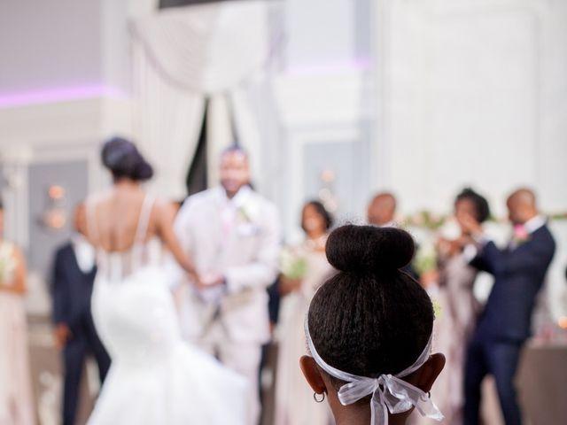 Eric and Alisa's Wedding in Philadelphia, Pennsylvania 35