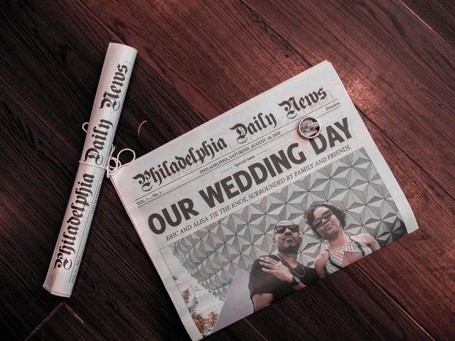 Eric and Alisa's Wedding in Philadelphia, Pennsylvania 45
