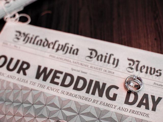 Eric and Alisa's Wedding in Philadelphia, Pennsylvania 46