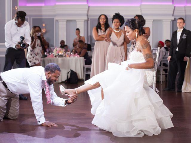 Eric and Alisa's Wedding in Philadelphia, Pennsylvania 48
