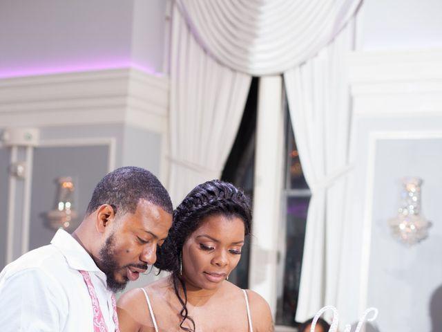 Eric and Alisa's Wedding in Philadelphia, Pennsylvania 49