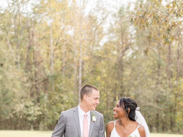 Jacob and Emmy's Wedding in Seale, Alabama 2