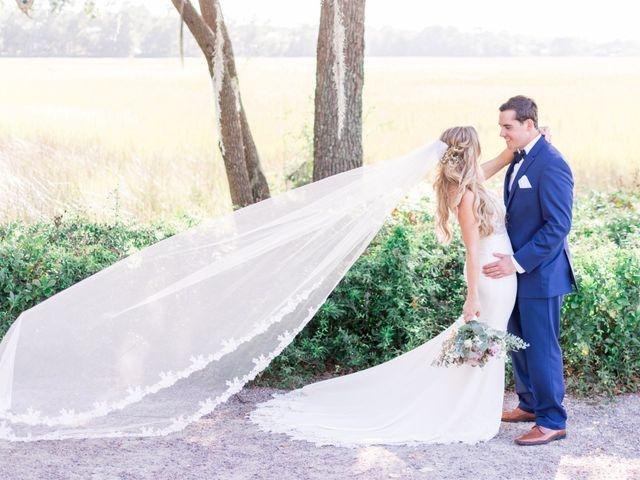 Ben and Alex's Wedding in Mount Pleasant, South Carolina 1