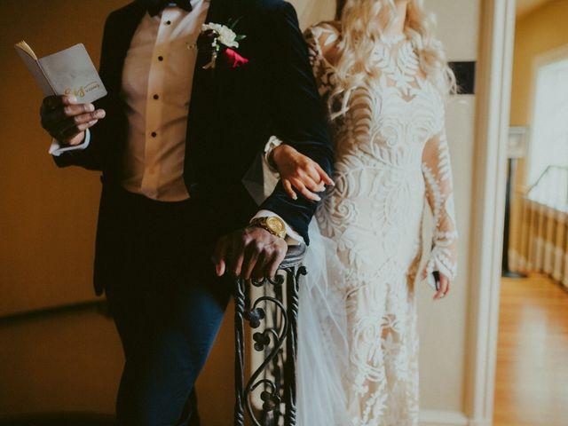 Shanel and Gerald's Wedding in Denver, Colorado 47