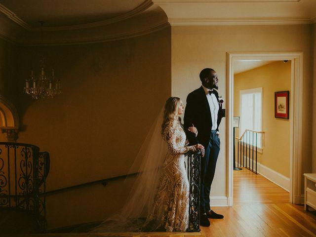 Shanel and Gerald's Wedding in Denver, Colorado 49