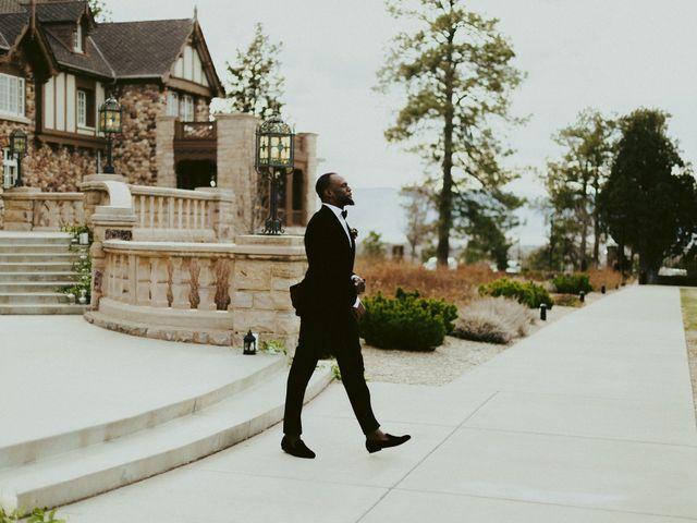 Shanel and Gerald's Wedding in Denver, Colorado 55